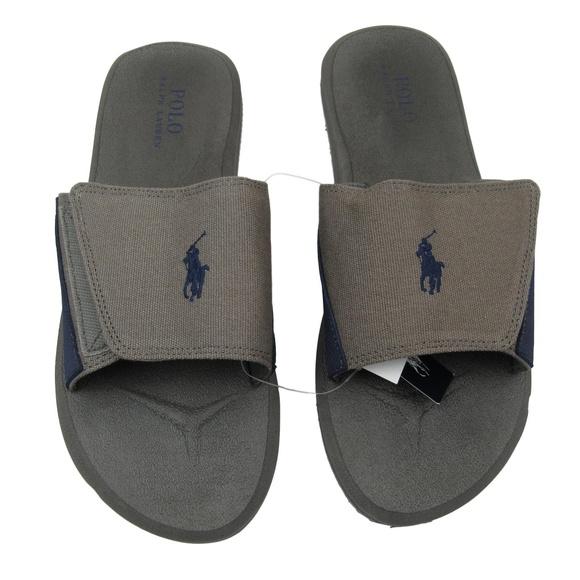 Polo Ralph Lauren Slides Sandal Size
